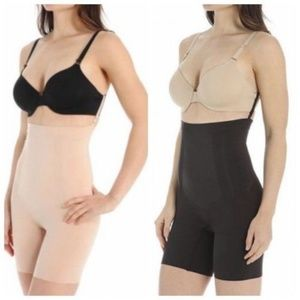 SPANX SS1915 ONCORE HIGH WAIST MID THIGH EXTRA M